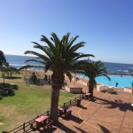 Sea Point beach and pool