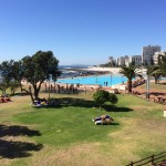 Sea Point park area close to pool